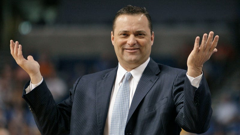 Illustration for article titled Source: Texas Tech Will Fire Billy Gillispie As Soon As They Can Legally Do So