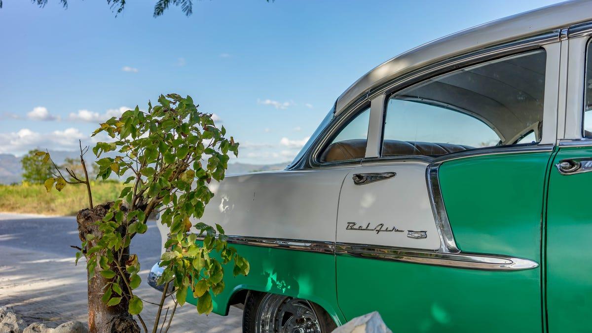Here's What Cuba's Car Scene Looks Like In 2017