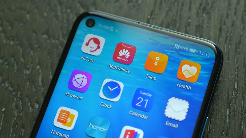 Huawei Might Already Have Its Own App Store to Counter