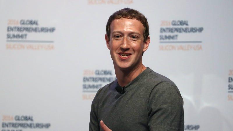 You Can't Block Mark Zuckerberg on Facebook