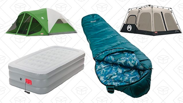 70cb90ecc2 Enjoy the Great Outdoors With Up to 35% Off Coleman Camping Gear ...