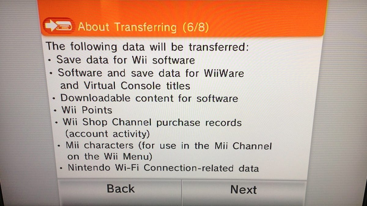 How To Transfer Wii Data to a Wii U (And Witness The World's