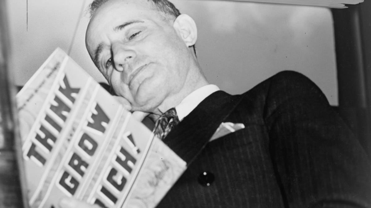 The Untold Story of Napoleon Hill, the Greatest Self-Help