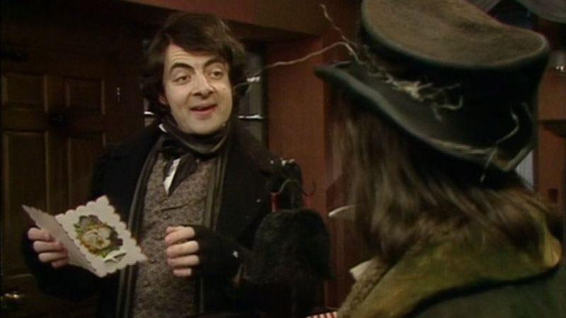Rowan Atkinson, Tony Robinson (BBC One)