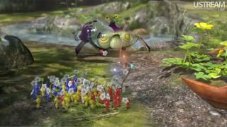 Illustration for article titled Pikmin 3 on the Wii U Looks Glorious. It'll Be Out Next Spring in Japan.