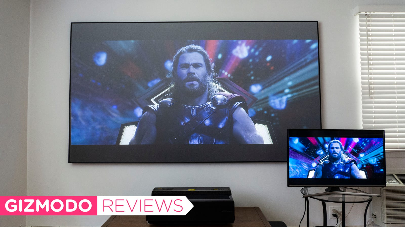 Hisense 100-Inch Ultra HD Laser TV Review: Opulence Means Lasers