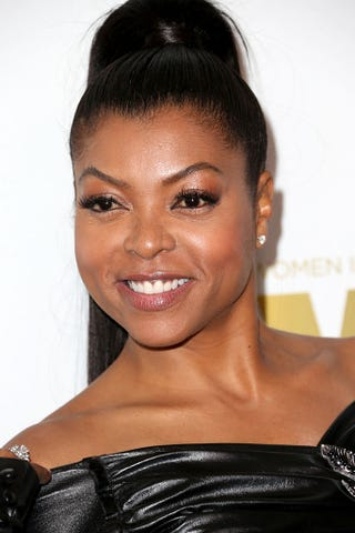 Taraji P. Henson attends Women in Film 2016 Crystal + Lucy Awards Presented by Max Mara and BMW at the Beverly Hilton in Beverly Hills, Calif., on June 15, 2016.Frederick M. Brown/Getty Images