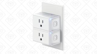 Pack de 2 mini enchufes inteligentes TP-Link | $37 | Amazon