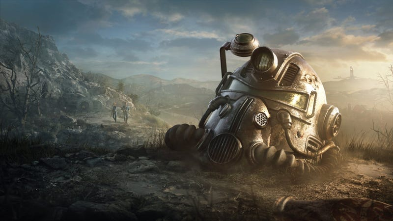 Illustration for article titled Fallout 76 Bug Accidentally Deletes Entire 50GB Beta