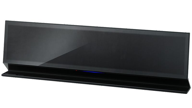 picky panasonic soundbar only streams airplay tunes. Black Bedroom Furniture Sets. Home Design Ideas