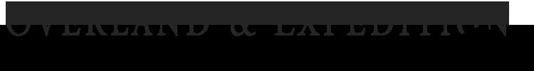 Overland & Expedition logo