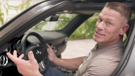 So John Cena Is A Car Vlogger