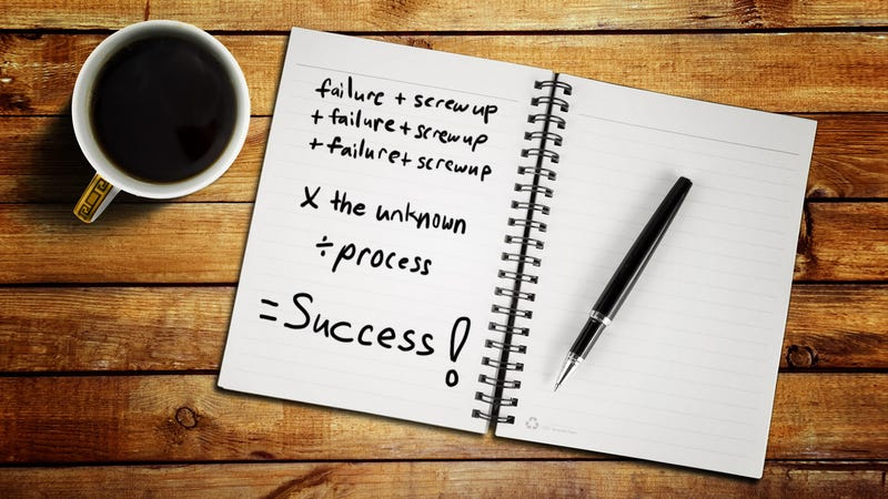 Illustration for article titled Change Your Definition of Failure: It's How You Get Better