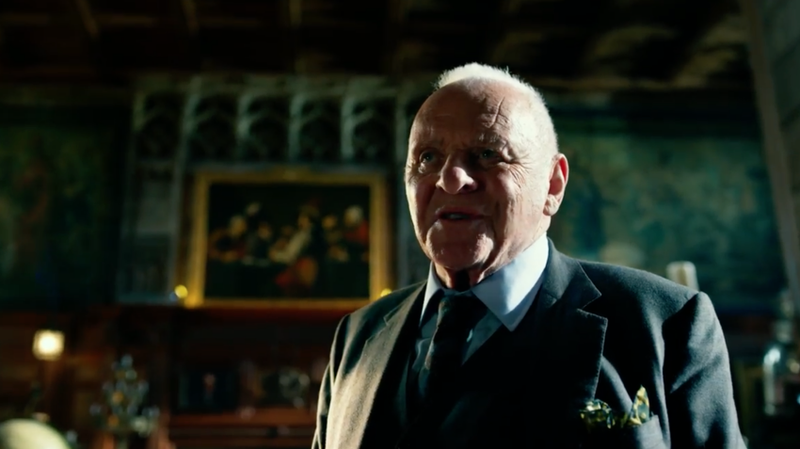 Sir Anthony Hopkins thinks 'Transformers' director Michael Bay is a 'genius'