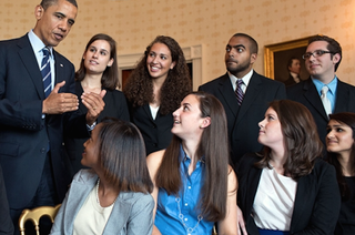 Illustration for article titled Among Millennials, Support For Obama Is Divided By Race