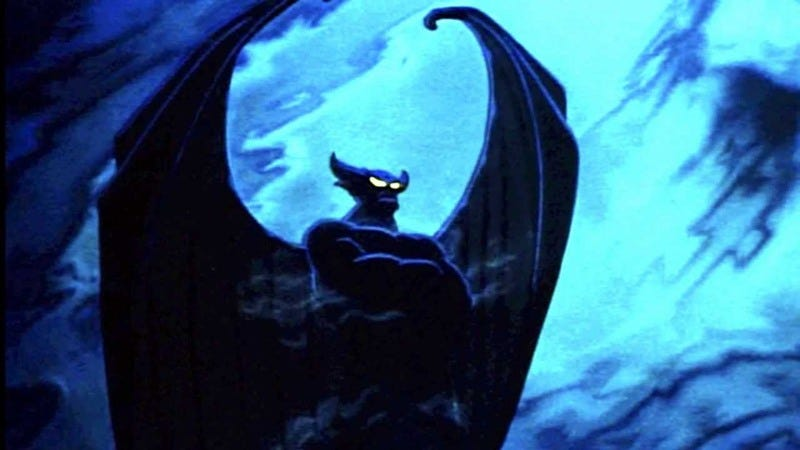 """Night On Bald Mountain"" from Fantasia"