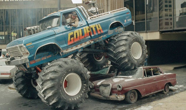 What S The Best Monster Truck Name Theodore Ziegler
