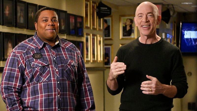 Kenan Thompson, J.K. Simmons (NBC)