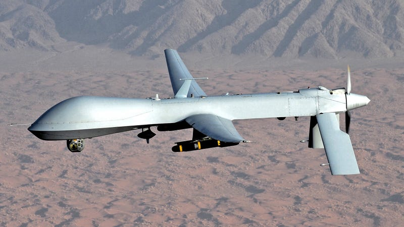 Illustration for article titled Is The Air Force Plan To Retire The MQ-1 Predator Drone By 2018 A Smart One?