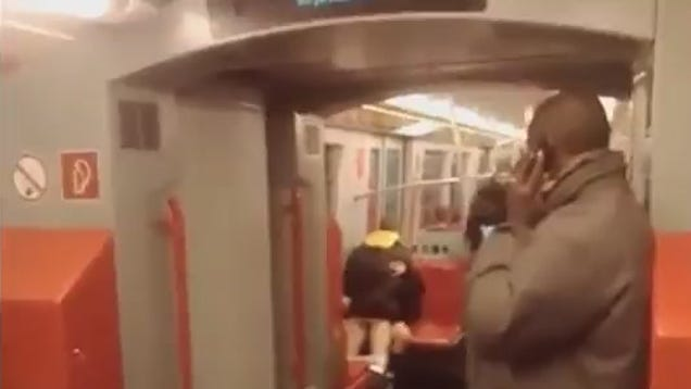 Are These People Having Sex On The Subway Heroes Or Villains-9520