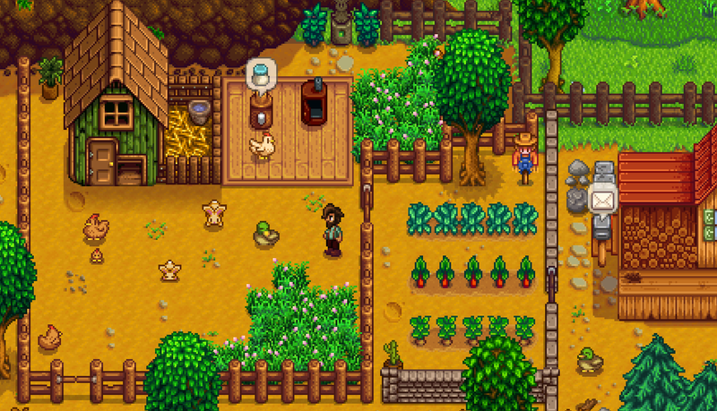 Illustration for article titled How To Play Stardew Valley On Your Mac Right Now