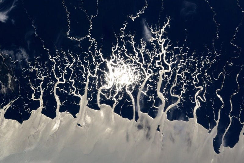 One of The Most Unexplored Areas on Earth Looks Stunning From Space