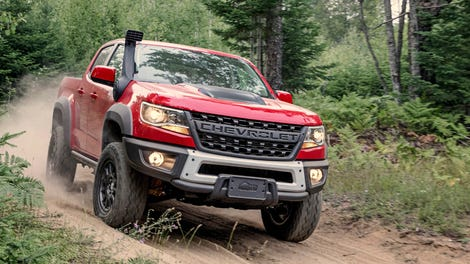 Chevrolet Colorado Side Curtain Airbags Keep Deploying On