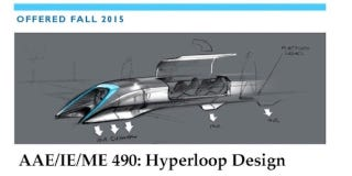 Illustration for article titled Engineering Students at Purdue Can Take a Class In Hyperloop Design This Fall