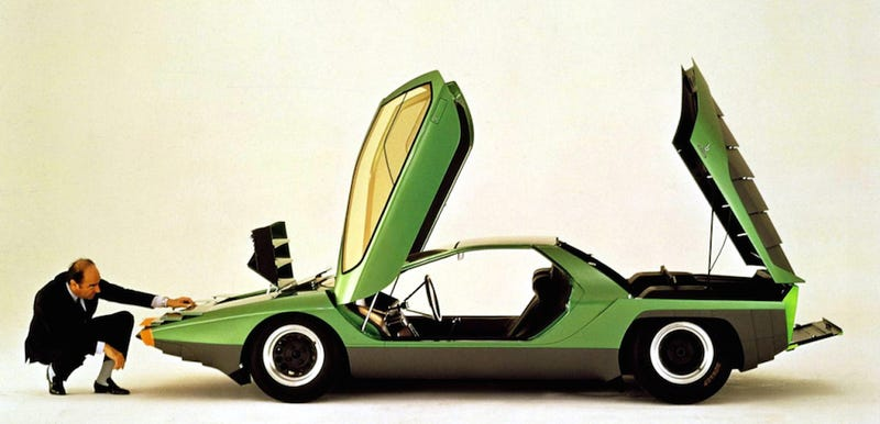 Illustration for article titled The Ten Greatest Car Designers Of All Time