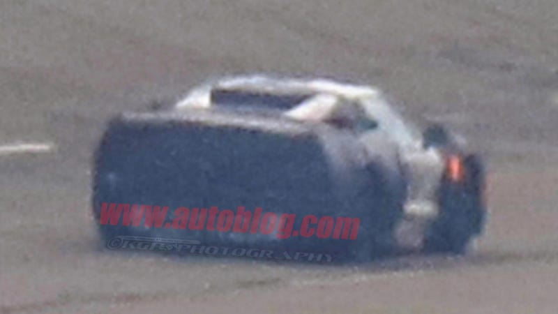 Illustration for article titled The mid-engined Corvette rumor mill continues to turn.