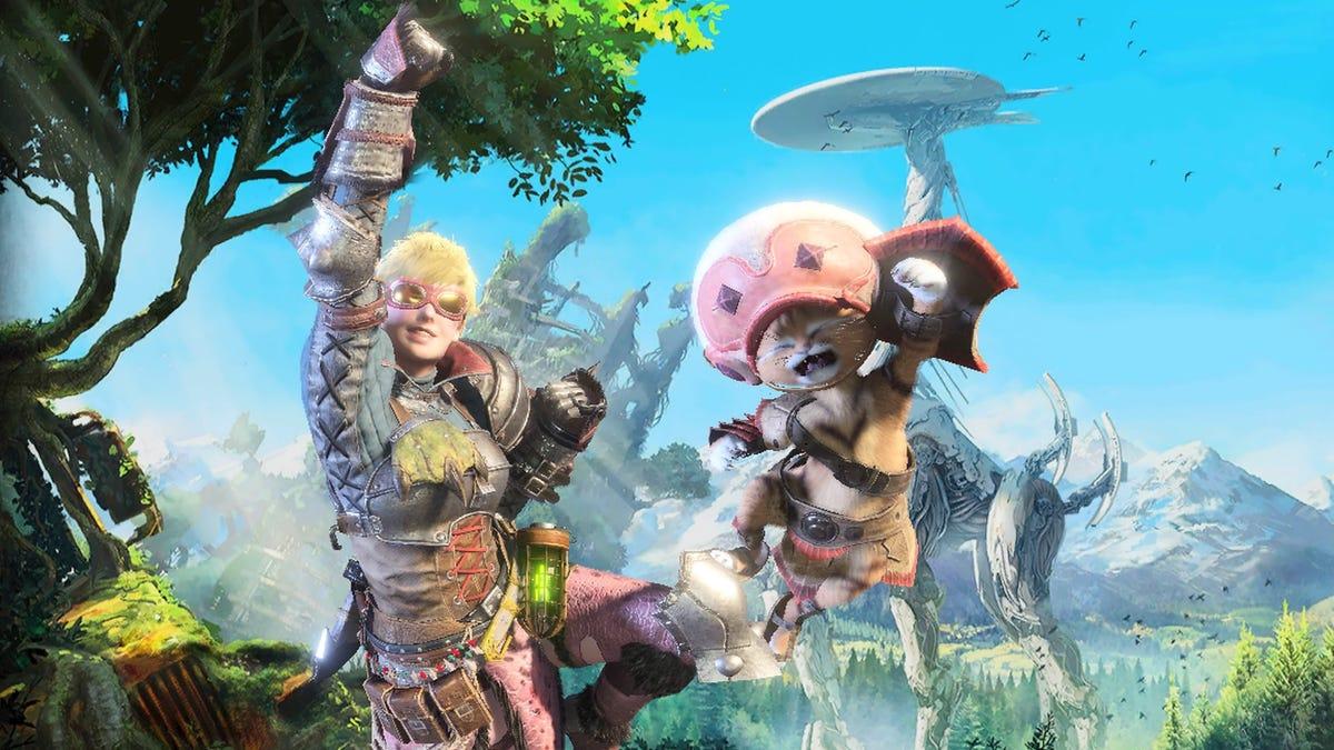 Monster Hunter: World: The Kotaku Review