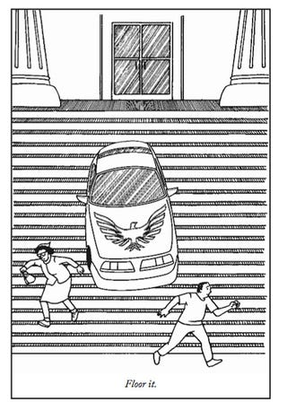 Illustration for article titled The Worst-Case Scenario Pocket Guide: Cars by David Borgenicht & Ben H. Winters