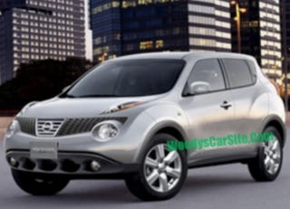 Illustration for article titled The Juke: Proof Nissan Isn't Even Trying Any More