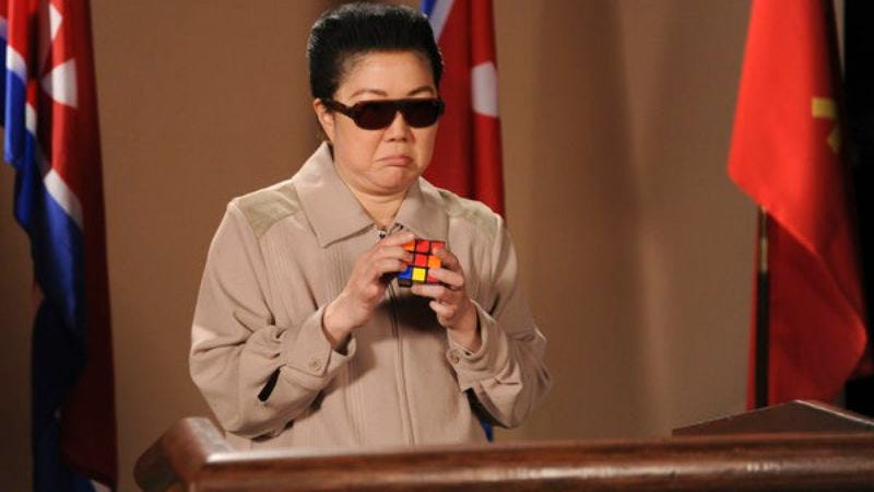 Illustration for article titled Yes, 30 Rock will address Kim Jong Il's death, okay?