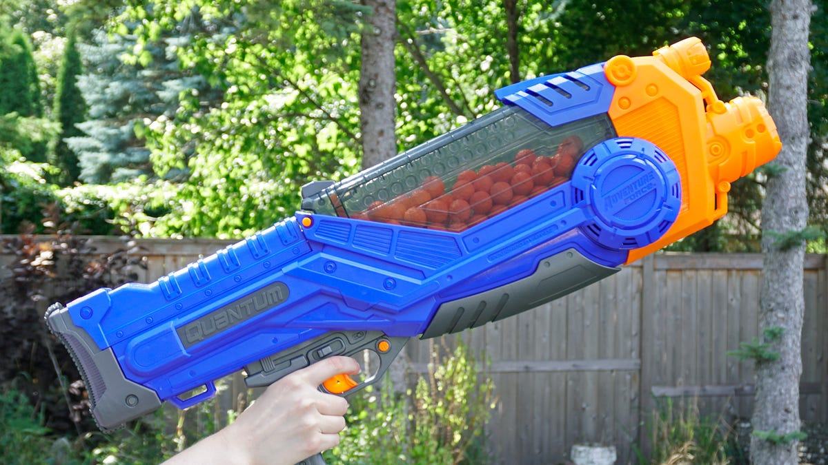 These Wal-Mart Exclusive Blasters Are Perfect Nerf Knock Offs