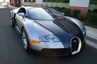 Illustration for article titled $1.3 Million Bugatti Veyron: Most Expensive Craigslist Car Ever...Unofficially