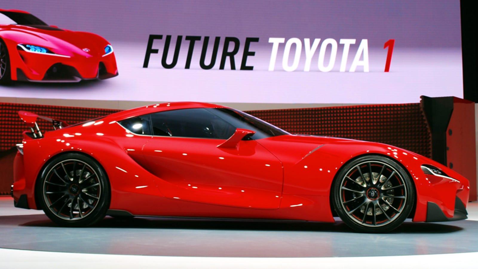 Los prototipos de coches más espectaculares del Detroit Auto Show
