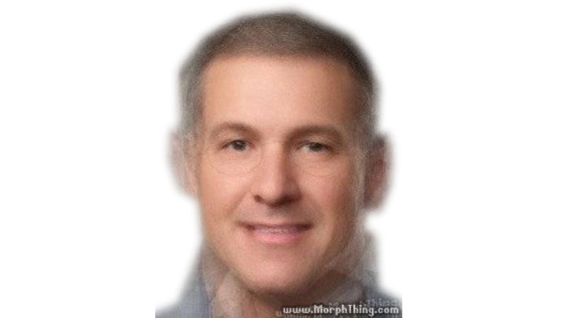 Illustration for article titled Every Apple Exec's Face Combined into One Jobsian Ideal