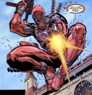 Illustration for article titled Robert Rodriguez might direct the Deadpool movie?