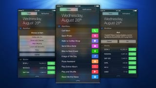 Workflow Adds a Today Widget for Instant Automation on iOS