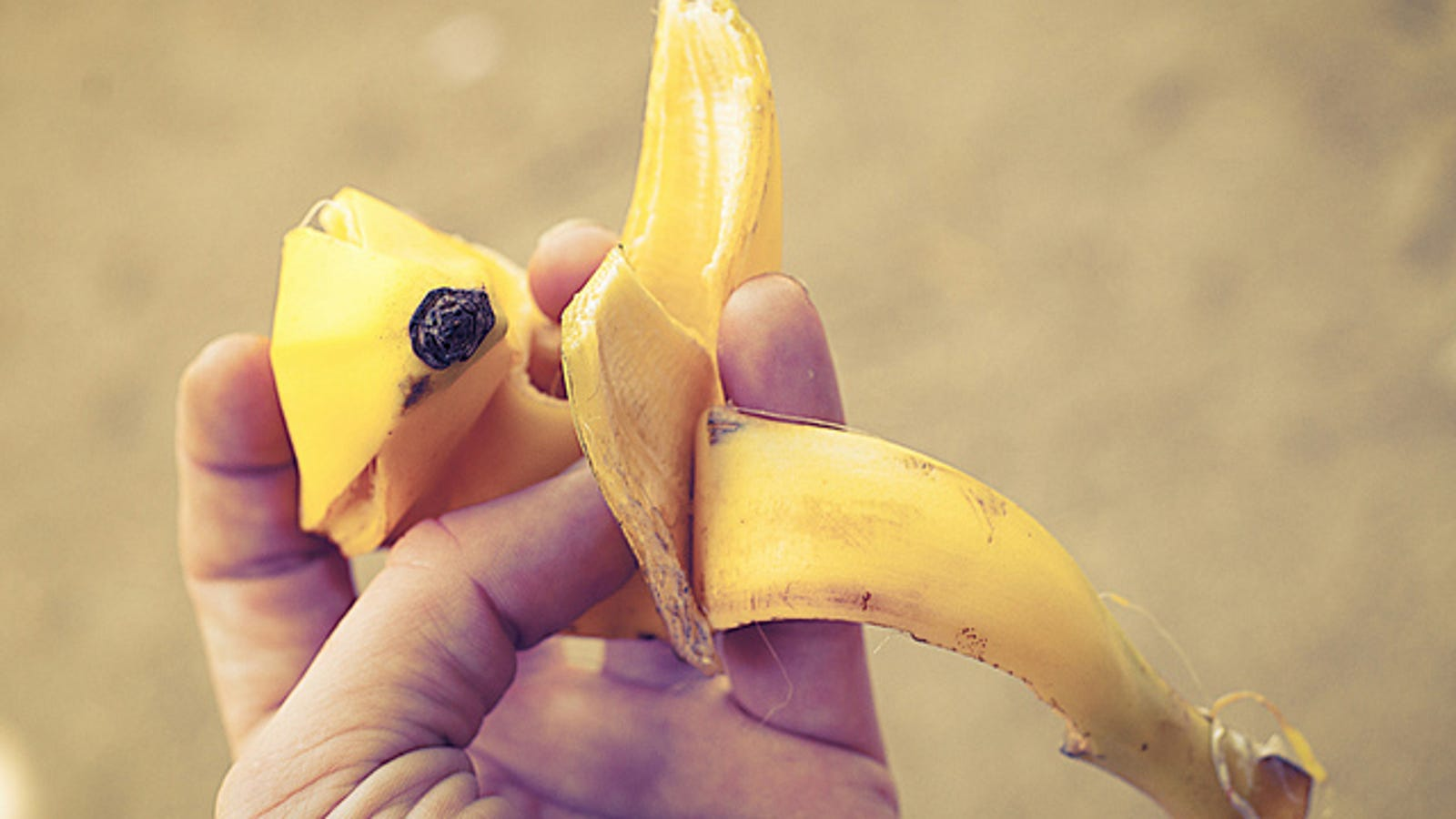 Things You Can Do With Banana Peels