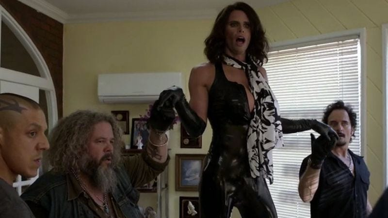 Transsexual on sons of anarchy