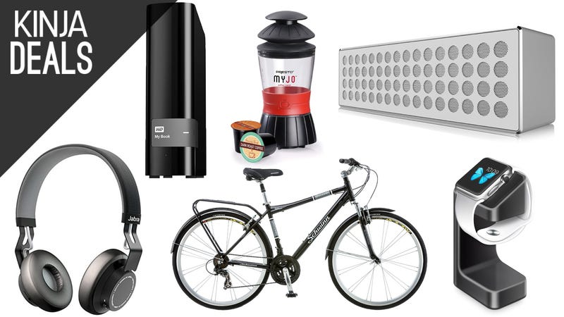 Illustration for article titled Today's Best Deals: Wireless Audio, Bikes for All, and a Lot More