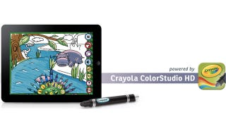 Illustration for article titled The Funnest and Most Kiddy-Friendly iPad Stylus Of All Is Now On Sale