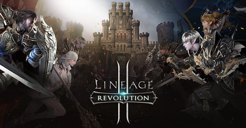 Illustration for article titled Lineage 2: Revolution's First Major Update Adds 60 Player PVP Battles