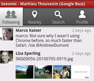 Illustration for article titled Google Buzz Gets Another User—Seesmic