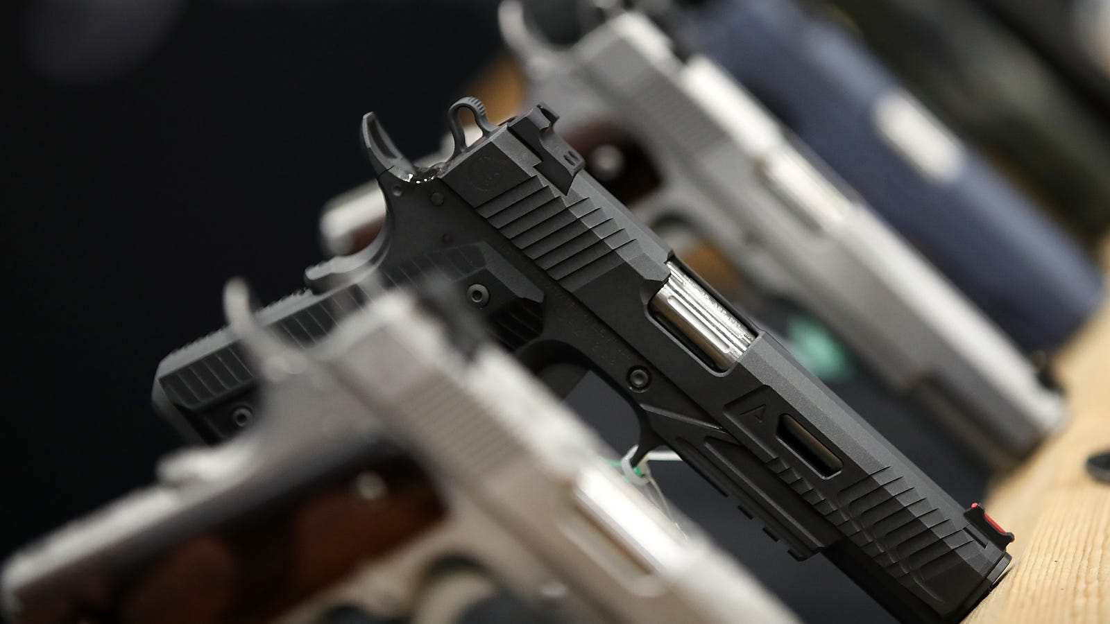 Survey Finds Nearly Everyone Wants More Gun Control, Including Gun Owners