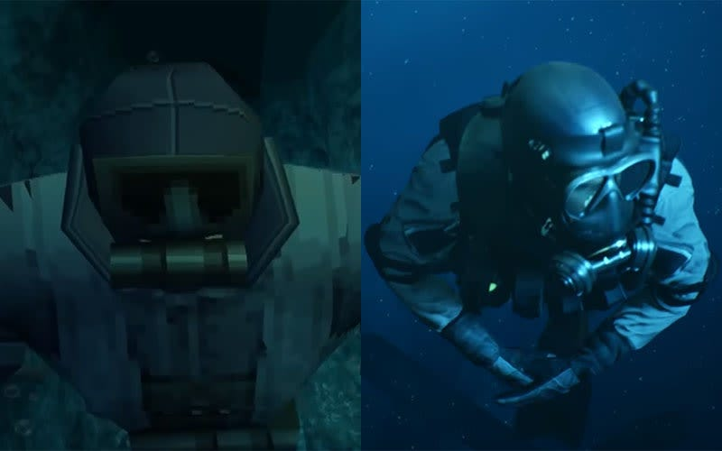 Illustration for article titled La intro del juego original de Metal Gear Solid hecha en Unreal Engine 4 muestra cómo han evolucionado los gráficos en 20 años