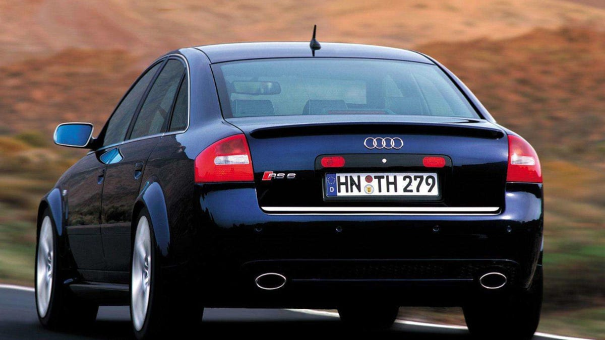 Why The Audi RS6 Is A Future Clic