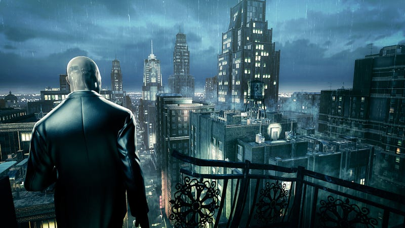 Hitman Absolution Promises an Evolution in Agent 47 Kills ... on